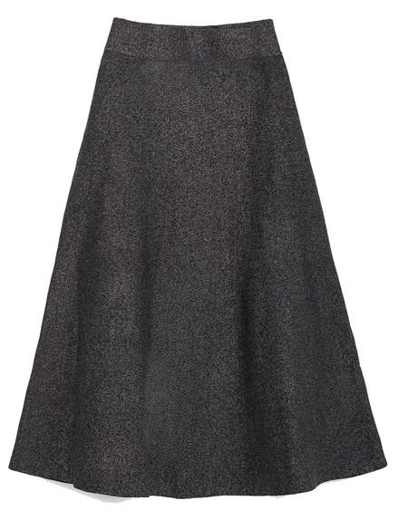 jupe trapèze midi Zara