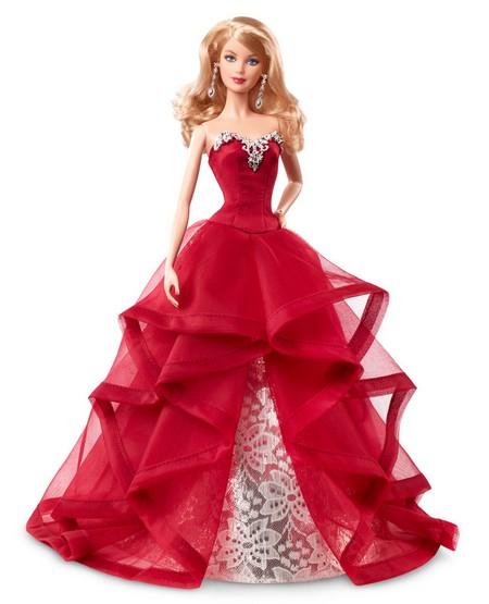 Barbie Merveilleux Noël 2015