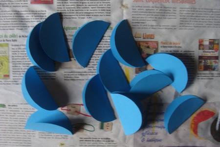 DIY boules en papier 2