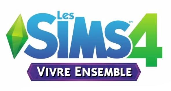 Les_Sims_4_Vivre_ensemble_logo