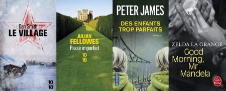 Sélection livres de poche Noël 2015