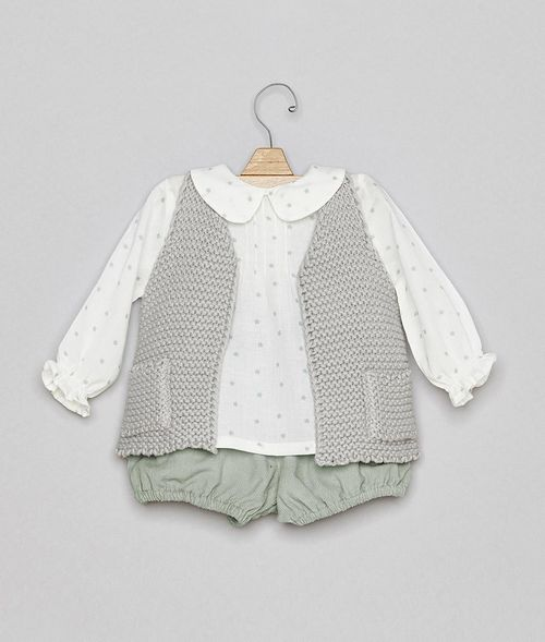 vêtements bébé Nicoli