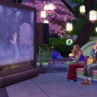 Les Sims 4 Comme au Cinéma disponible en janvier