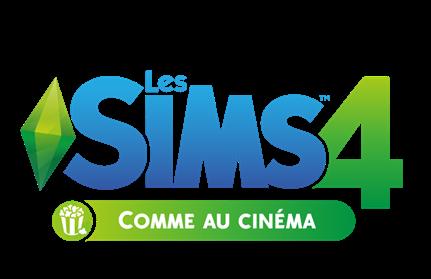 Les Sims 4 Comme au Cinema