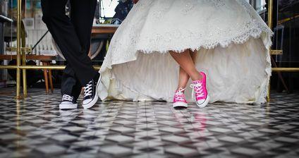 Mariage photo originale