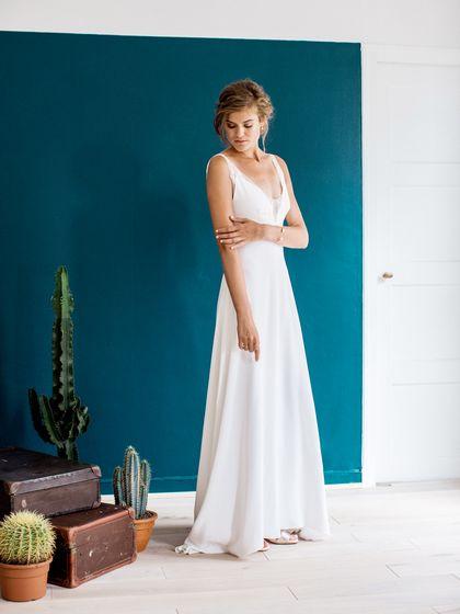 robe de mariée Carnets de mariage