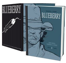Intégrale collector albums Blueberry