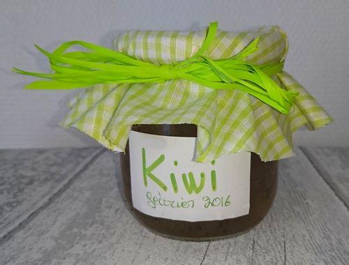 Confiture de kiwi maison