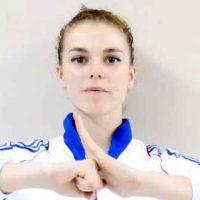 Portrait de Juliette Vauchez, une championne de Kung-fu