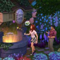 Les Sims 4 Jardin romantique disponible en février