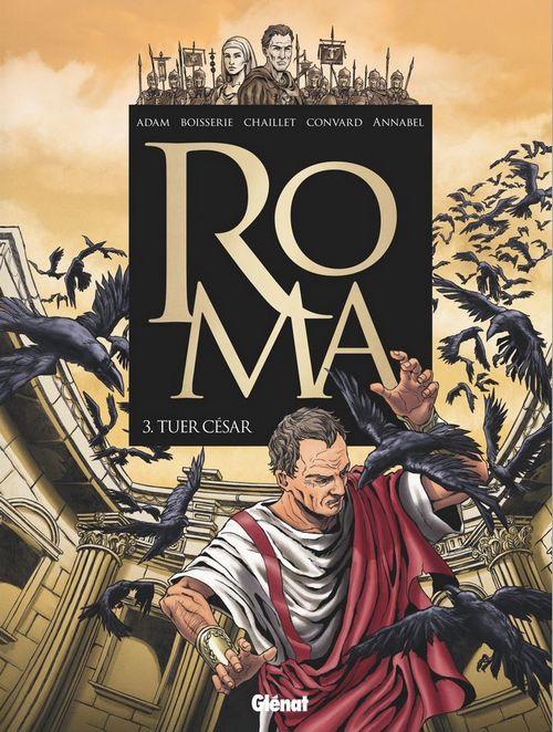 Roma – 3. Tuer César