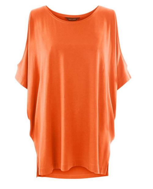 Top orange New Look