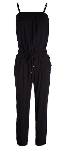 Combinaison pantalon taille smokée Cache-Cache