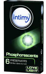 préservatifs intimy phosphorescent