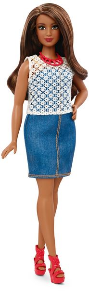 Barbie Curvy Dolled Denim
