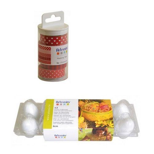 DIY des jolis œufs de Pâques - sélection shopping