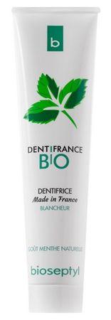 Dentifrice Dentifrance bio, Bioseptyl