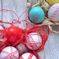 DIY : des jolis œufs de Pâques
