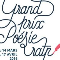 Grand Prix Poésie RATP 2016