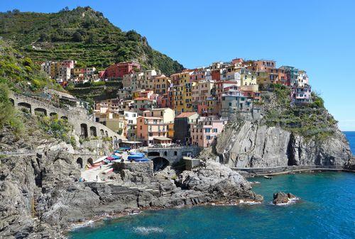 Italie Cinq Terres