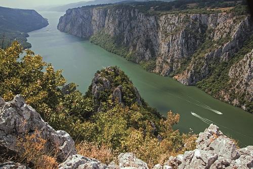 Les Portes de Fer - Serbie