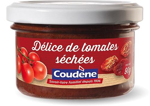 Délice de tomates séchées Coudène