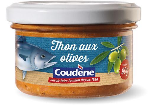 Thon aux olives Coudène