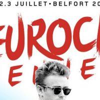 Eurokéennes de Belfort 2016 : la programmation !