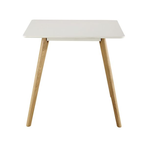 Table carr e maisons du monde for Table maison de famille