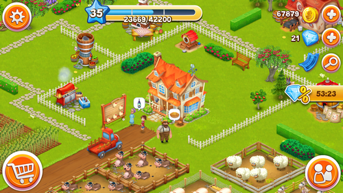 [Test] Let's farm (mobile) 2