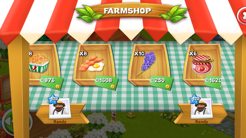 [Test] Let's farm (mobile) 4