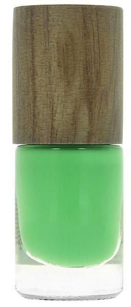 Vernis à ongles naturel vert Boho