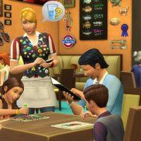 EA Games annonce Les Sims 4 Au Restaurant