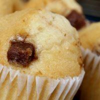 Recette facile et rapide de muffins poire-chocolat