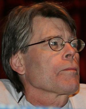 Stephen King 2007 © Pinguino