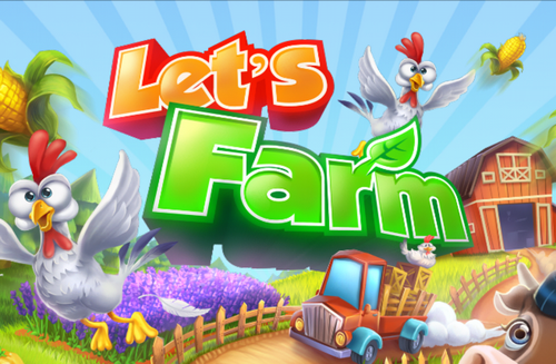 [Test] Let's farm (mobile) 1