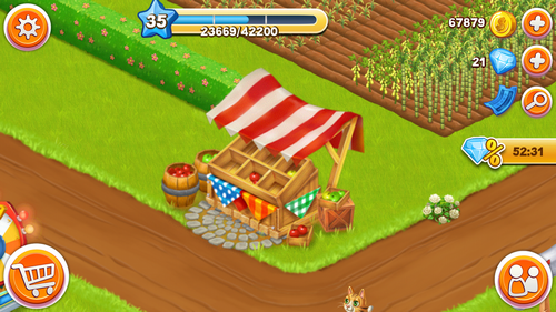 [Test] Let's farm (mobile) 5
