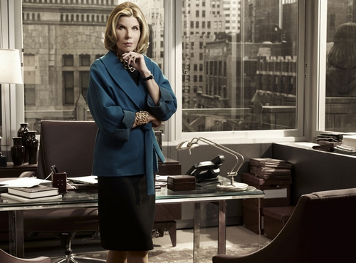 The Good Wife Diane Lockart