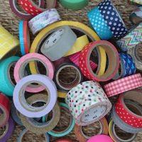 7 DIY avec du masking tape