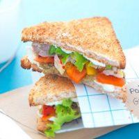 Clubs sandwichs à la « marseillaise »
