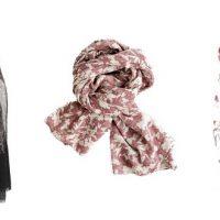 Le foulard, mon allié mode du printemps