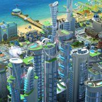 Mise à jour gratuite SimCity BuildIt villes du futur