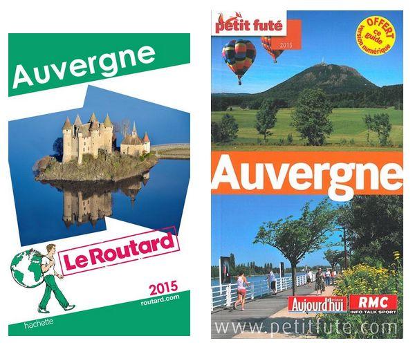 X choses à voir faire en Auvergne