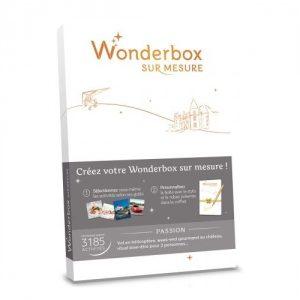 Coffret sur-mesure Wonderbox