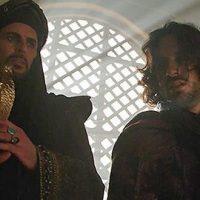 Le Comte de Monte-Cristo et Aladdin dans Once Upon A Time
