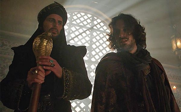 jafar et aladdin once upon a time saison 6