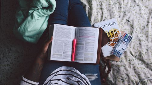 livre étudier