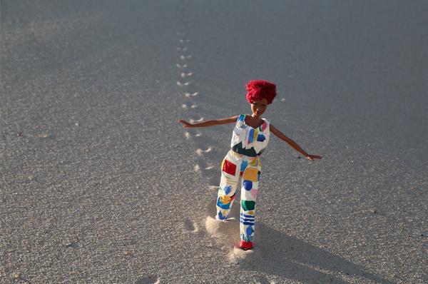 Barbie en vacances au Cap-Ferret 5