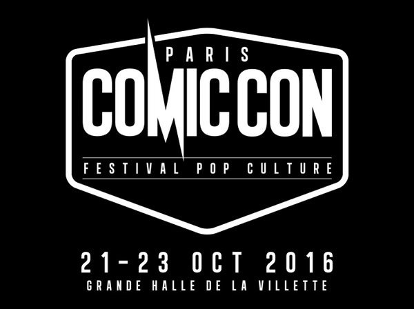 comic con - paris 2016