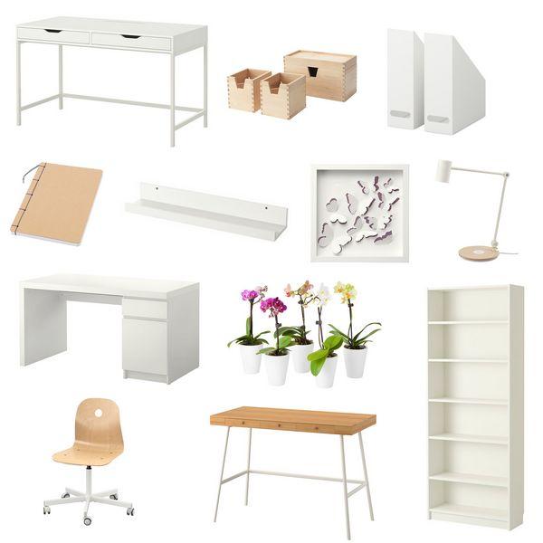 2 styles d'espaces bureaux pour la rentrée (1)
